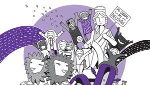 Del 1 al 15 de Marzo se desarrolla en Madridla Quincena de Lucha Feminista. El primer acto ha sido liberar un nuevo espacio,La Hoguera, en la Calle Madera nº 9, […]