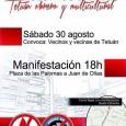 """Vecinas y vecinos de Tetuán convocan una manifestación contra la apertura de un denominado Hogar Social, de apoyo a familias exclusivamente españolas. """"Nos parece intolerable que un grupo de extrema […]"""