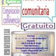 De la mano de Radio Almenara, este taller gratuito de Radio Comunitaria nos invita a conocer la radio que desde hace ventitantos años emite desde el barrio de la Ventilla […]