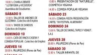 Viernes 8 Mayo 18:00 horas LGTBIFOBIA y VICEVERSA Asamblea Estudiantes  Sábado 09 de Mayo 12:30 horas Taller de Jabones De Glicerina (Colectivo de empleo ) […]