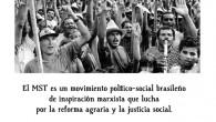 Movimento dos Trabalhadores Rurais Sem Terra (MST) El MST es un movimiento político-social brasileño de inspiración marxista que lucha por la reforma agraria y la justicia social. Mostraremos fotografías de […]