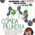 Este sábado es la comida del Aniversario de la Piluka. 16 añitos. Venirse a disfrutar de un rico potaje de garbanzos, paella, y postres y entrantes preparados con 16 años […]