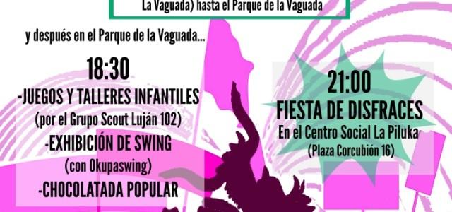 Este año, por primera vez, los colectivos y asociaciones del barrio nos hemos unido para organizar el primer Carnaval Popular del Pilar. Tradicionalmente el carnaval siempre ha sido una fiesta […]
