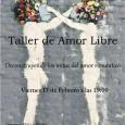 El viernes tenemos en La Piluka un taller súper interesante sobre Amor Libre en el que trataremos los mitos del amor romántico. Después habrá barra con bebida y tapeo En […]