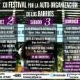 """Distintas asociaciones y vecinxs del Barrio del Pilar queremos invitaros a participar en el """"XI Festival por la Autoorganización de los Barrios"""" que tendrá lugar los días 1, 2, […]"""