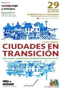 charla ciudades en transicion