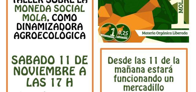 En el marco de las actividades que realizaremos en el antiguo colegio guatemala, el próximo sabado 11 de noviembre, tendremos un *taller sobre la moneda social Mola*, ligada al programa […]
