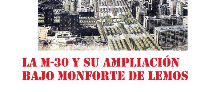 miércoles día 17de enerode 2018 a las18:00 cuartoencuentro sobrela historia del Barrio del Pilarque tendrá lugar en elCCLa Vaguada.  La M-30 y su ampliación bajo Monforte de Lemos ¡Esperamos […]