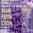 DOMINGO 25 de noviembre #25N Jornada contra la violencia machista 14:30 Comida popular 17:00 Conversatorio Justicia para Berta. Contra la violencia del patriarcado y el capital sobre las mujeres. En […]