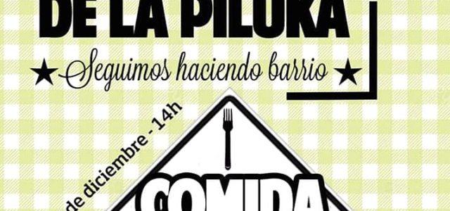 Cumplecomida de celebración por el XVII Aniversario de CSA La PIluka. Cocido gitano para comer, sobremesa con Concurso de Postres con Verduras (trae un postre que lleve alguna verdura de […]