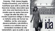 SÁBADO 15 de diciembre a las 19:00 Cine Ida (Sister of Mercy) Año 2013 Duración 80 min. Dirección Pawel Pawlikowski Polonia, 1960. Anna (Agata Trzebuchowska), una noviciahuérfana que está a […]