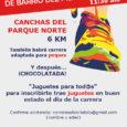 Aqui se puede ver el video de la carrera: https://www.facebook.com/lapiluka16/videos/605021279937824/ Domingo 30 de Diciembre de 2018 desde las 10:00 2ª Carrera Solidaria del Barrio del Pilar Anímate a ? correr […]