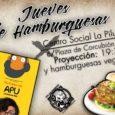 Este jueves, día 4 de abril, comenzamos con nuestros Jueves de Hamburguesas, veganas y caseras, en La Piluka.Además, esta vez proyectamos el documental The Problem with Apu. Cena rica, buen […]