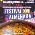 ¿Sabéis que este año el XVI Festival Almenara tendrá lugar los días 21 y 22 de junio en el lugar de siempre? El próximo sábado 18 de mayo habrá una […]