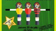 Si estás por Madrid no te pierdas el campeonato de futbolín que organiza la Juventud Activa del Pilar – JUAPI