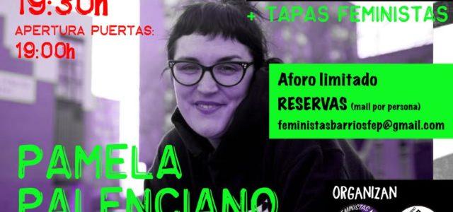 El próximo VIERNES 13 DE SEPTIEMBRE a partir de las 19:30 horas (apertura de puertas: 19:00 horas) tendremos en La Piluka a Pamela Palenciano con su monólogo «NO SÓLO DUELEN […]