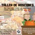 + SABADO 18 de enero, a las 18:00 Taller de Roscon Republicano + Sorteo de cesta agroecologica! Un año más, haremos el taller para aprender a hacer el Roscon. La […]