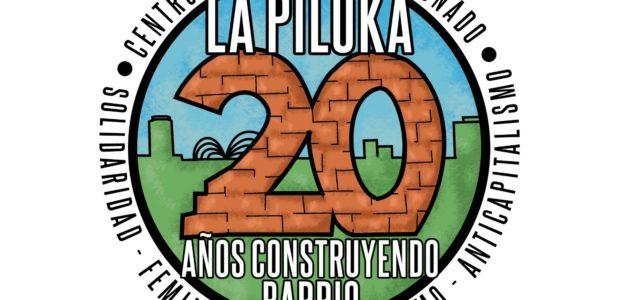 Con motivo del 20 Aniversario de La Piluka, estamos recopilando *material fotográfico (tmb video)*, para hacer una exposición bien bonita. También *carteles de actividades* que se hayan hecho en el […]