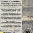 Hola Vecin@s, Desde el Centro Social la Piluka estamos recopilando testimonios de vecinos y vecinas del Distrito Fuencarral-El Pardo sobre cómo estamos viviendo esta situación extraordinaria debido al COVID-19, bajo […]