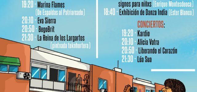 ¡Atención gentezuela! Vuelve a la ciudad el Festival Barrios en Pie (la 17ª edición), organizado por el Centro Social Autogestionado La Piluka. Este año, debido al contexto de crisis sanitaria, […]