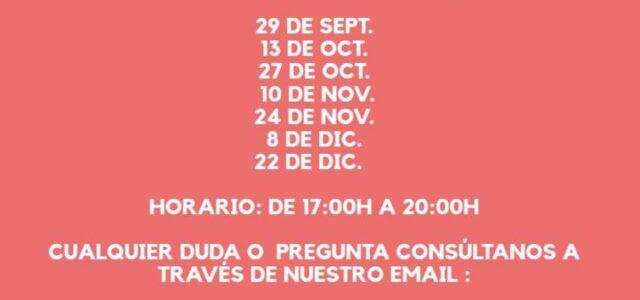 Vuelve la Tienda Gratis a La Piluka (Plaza Corcubión 16). Estos días son para recoger y traer ropa, únicamente. No gestionamos juguetes o cosas de bebes. Si queréis, en La […]