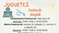 Durante el mes de noviembre, puedes participar en la recogida solidaria de la Red de Cuidados Fuencarral-El Pardo. Puntos de Recogida (noviembre):-Viernes 20 y sábado 21: Metro Fuencarral, de 10 […]