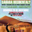 El próximo domingo 20, desde la JUAPI, hemos organizado una charla online sobre la historia y situación actual del Sahara occidental, un territorio que ha sido víctima de la colonización […]