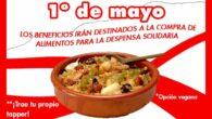 Este 1° de mayo, día del trabajador, organizamos una comida solidaria. Todos los beneficios irán destinados a la compra de alimentos para despensa solidaria de La Piluka ?Consigue ya tu […]