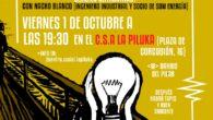 Vente a celebrar su vuelta en nuestro MERCADILLO ARTESANAL DE ARTISTAS LOCALES!!!!Será el domingo 3 de octubre, el horario es de 11 a 19:30 y contaremos con grandes artistas del […]