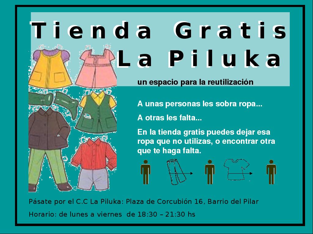 Entre los diferentes proyectos que tienen lugar en el Centro Cultural La Piluka en el marco del consumo consciente y responsable (entre ellos la tienda de consumo y la cooperativa […]